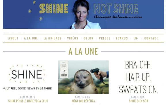 Shine not Shine
