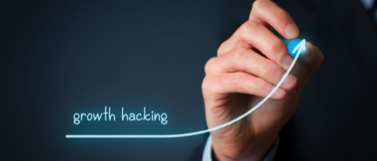 Growth hacking startups